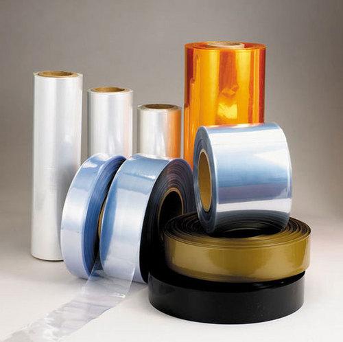 Pvc Shrink Tubes Roll