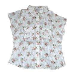 Ladies Cotton Blouse