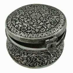 Oxidized Silver Box in  Chandni Chowk