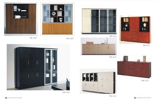 Wooden Office Wall Cabinets In Baiyun