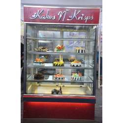 Cake Vertical Display Counter