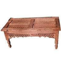 Carved Center Tables