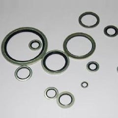 Metal Gaskets And Rubber Bonded Seal