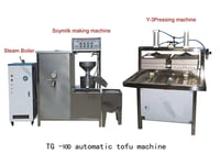 Small Scale Tofu Making Machine