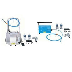 Condenser Tube Cleaning System