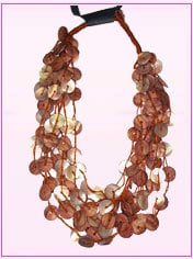 Funky Shell Necklace