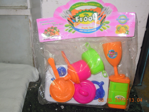 Frooti Set Toys
