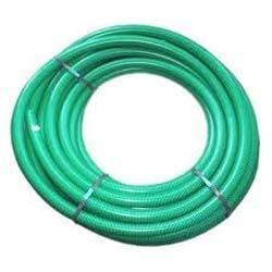 Green Suction Hose Pipes