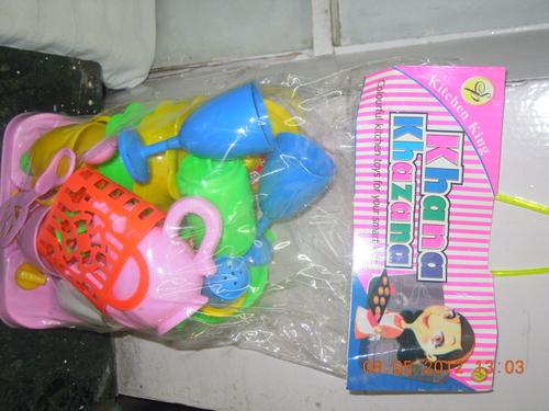Khana Khazana Toy Sets