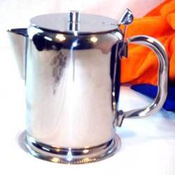 Double Wall Teapot