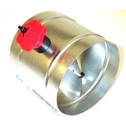 Duct and Damper