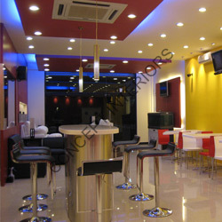 Food Court Tables And Chairs - CONCEPT INTERIORS AND