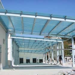 FRP Roofing Shade