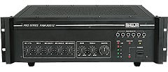 AC & 24V DC Operation Installation PA Amplifiers