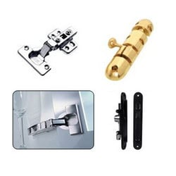 Concealed Tower Bolts