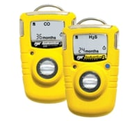 Gas Alert Clip Extreme Single Gas Detector