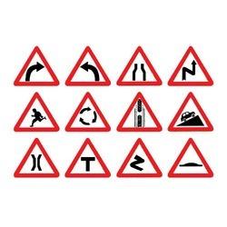 Warning Sign in SATIVALI-VASAI (E), Vasai - Lion Rubber