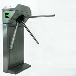 Tripod Slim Type Half Height Turnstile