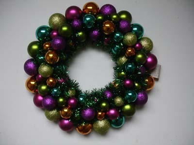 Ball Wreath