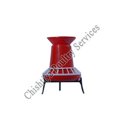 Cone Top Chick Feeder