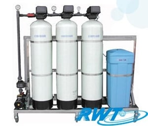 Pretreatment Water System - Real Water