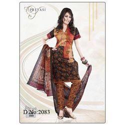 Designer Cotton Salwar Kameez