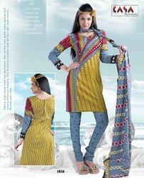 Kasa Casual Wear Ladies Suits