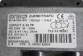 Fida Single Lead Transformer