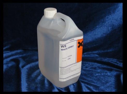 White Spirit Solvent- Low Aromatic
