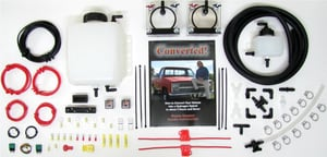 HHO Dual Dry Cell Installation Kit