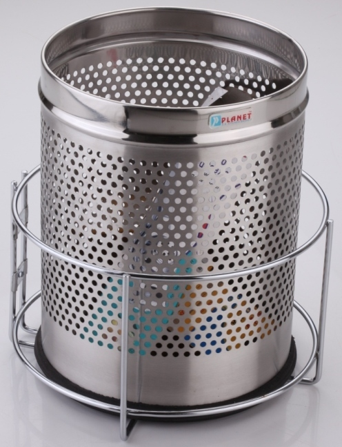 Perforated Dustbin