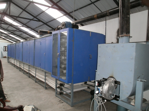 Diesel Fired Dryer
