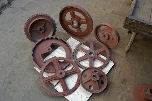 Concrete Mixer Wheel