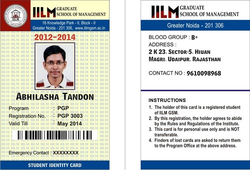 student id cards 4s print solutions bldg no wz 417 c naraina
