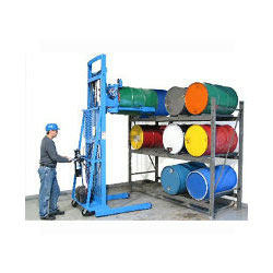 Highrise Hydraulic Stacker