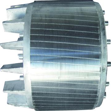 Aluminium Die-Casting Rotor