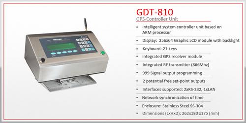 Gdt-810 Gps Controller Unit