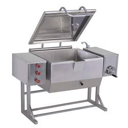 Tilting Frying Pan Electric And Gas