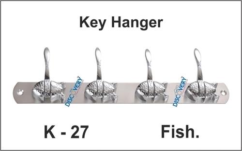 Zinc Alloy Folding Hanger (Khooti)