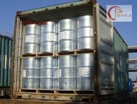 Propylene Glycol in Galvanized Iron Drums