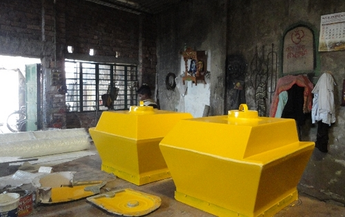 Squre Type Tanks Fabrication Services