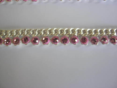 Artificial Diamond Anklets