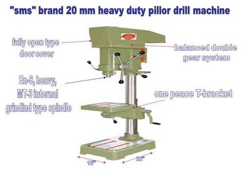 Drilling Machine 20mm in   Bhalvado Kancho