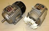 Electrical AC Induction Motors