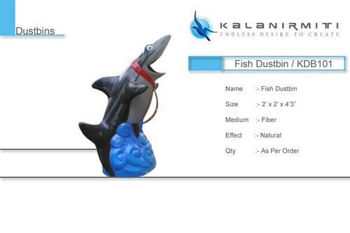 Fish Dustbin