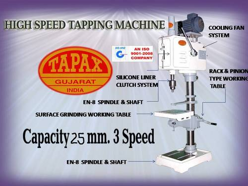 Industrial Tapping Machine 25mm