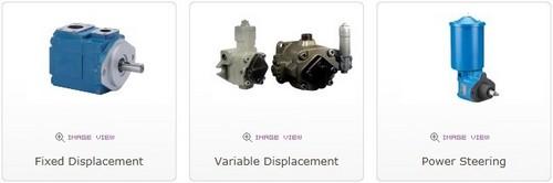 Hydraulic Vane Pumps