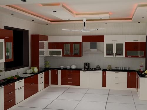 Kitchen Interior Decoration Services Cascade India Design