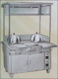 Steam Corn Machine