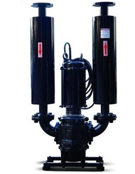 High Performance Submersible Blower